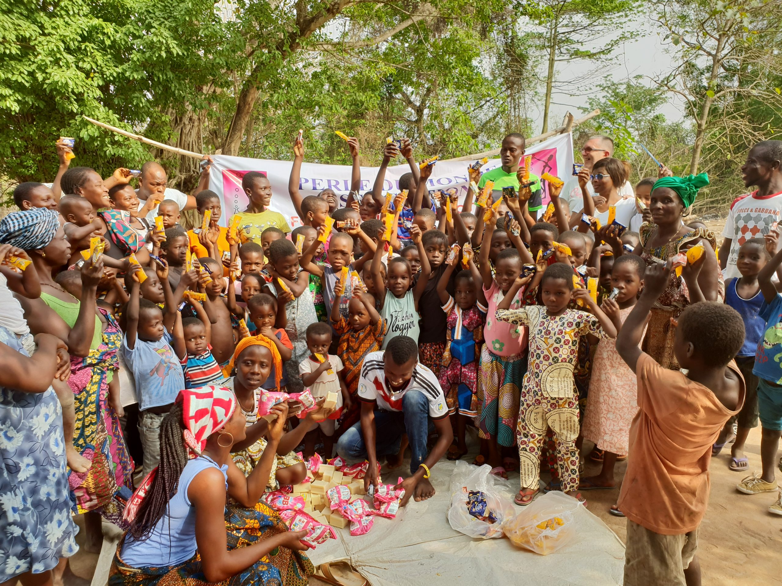 enfants togo
